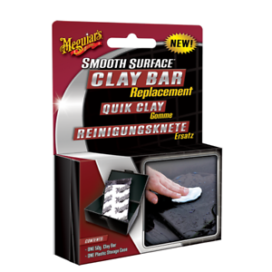 Meguiar's Meguiars Smooth Surface Replacement Clay Bar 50g Cleaner Detailing