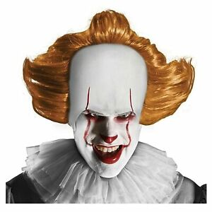 Details about Stephen King's IT Movie Pennywise Clown Costume Makeup Kit  80s Scary Classic