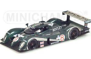 Minichamps-031398-Bentley-Exp-Speed-8-Modelo-Diecast-Race-Car-Sebring-2003-1-43-rd