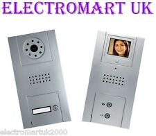 TIMEGUARD DCEX3 COLOUR VIDEO DOOR PHONE ENTRY HANDS FREE INTERCOM SYSTEM
