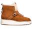 thumbnail 2 - NEW Coach Women's Urban Hiker Fashion Boots Size 8.5 B Saddle / Natural $219
