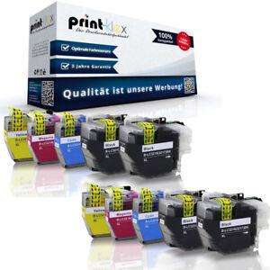 10x-PREMIUM-Cartuchos-de-impresora-para-Brother-lc-3219xl-MFC-j6930-j6935-DW