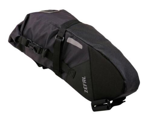 max 5kg Zefal Fahrrad Fahrradtasche Satteltasche Z Adventure R5 schwarz 5 ltr