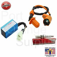 UPGRADE CDI IGNITION COIL SET FOR HAMMERHEAD TWISTER 150 150CC GO KART