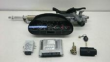 BMW 3 SERIES E46 COMPACT 1.8 N42B18A ENGINE ECU IGNITION BAREL LOCK SET 7508292