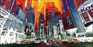 Marcus: Ny Prospettiva Barella-Immagine Schermo New York Grattacieli ...