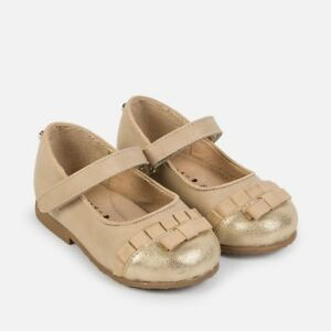 Chaussures Mayoral beiges fille XMT0VuK
