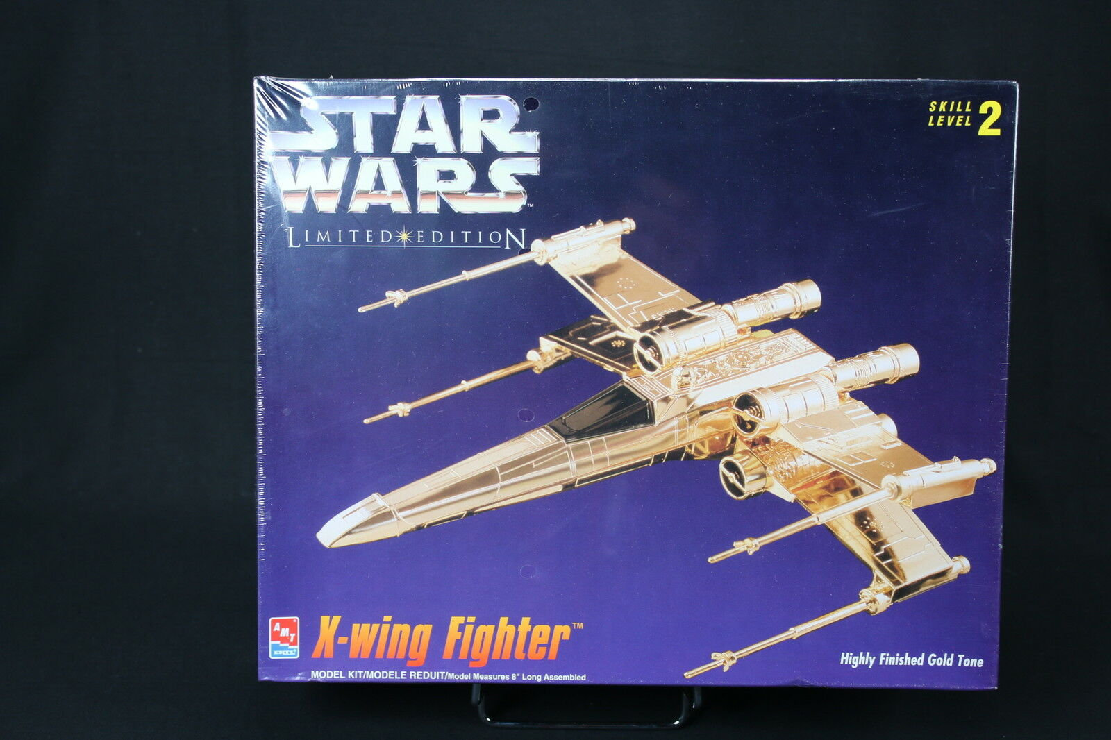 XI011 AMT long 8  maquette avion 8769 Star Wars X-wing fighter Edl