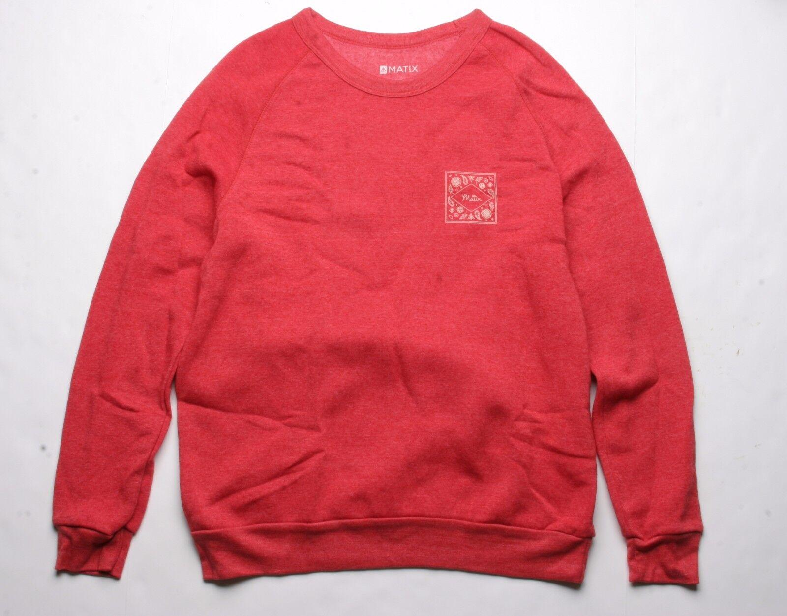 Matix Westsiders Fleece (L) Red