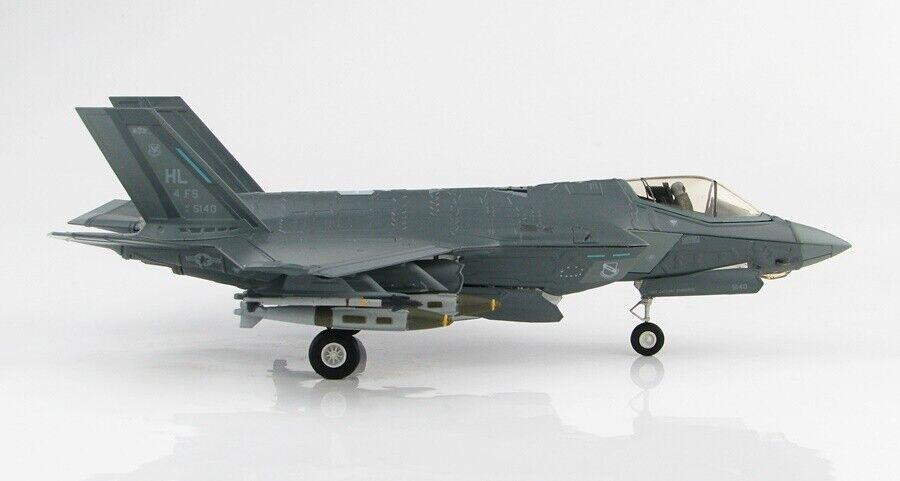 la mejor selección de HA4418 F-35A 15-5140, 4th 4th 4th FS  pegándose fuujins  Hobby Master 1 72 Diecast Modelo  excelentes precios