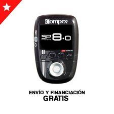 Unisex Negro Compex SP 8.0 Electroestimulador