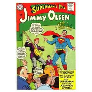 Superman-039-s-Pal-Jimmy-Olsen-1954-series-88-in-Good-condition-DC-comics-h7