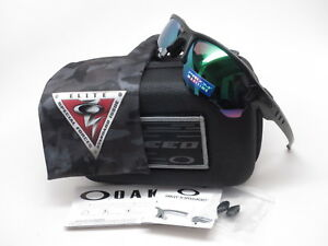 cc5f770485 Oakley SI Speed Jacket OO9228-07 Matte Black w Prizm Polarized ...