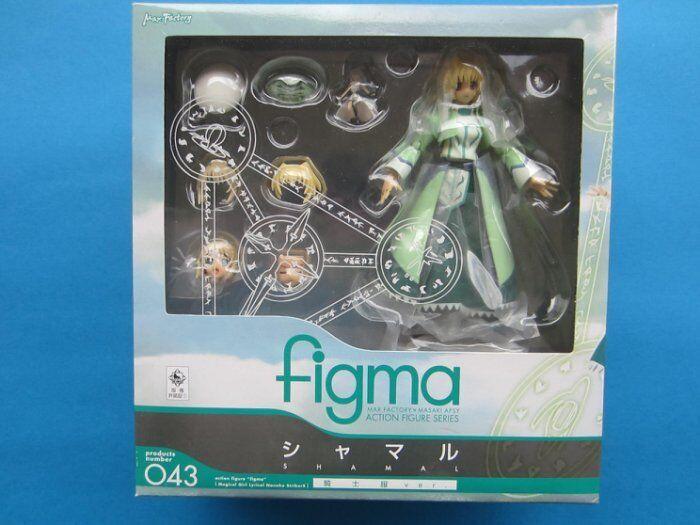 Max Factory Figma Magical Girl Lyrical Nanoha StrikerS Shamal Shamal Shamal Knight Ver. Figure 3fac15