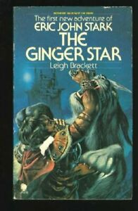 Ginger-Star-Sphere-science-fiction-by-Brackett-Leigh-Paperback-Book-The-Fast