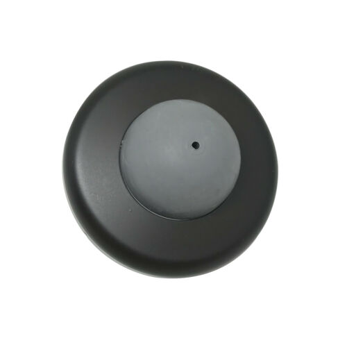 "Door Knob Bumper Rubber Wall Protector Stopper 2.5/"" Oil Rubbed Bronze"