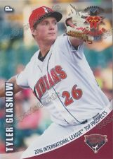 2016 International League Top Prospect Tyler Glasnow RC Rookie Pirates