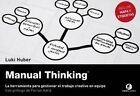 Manual Thinking by Lukas Huber (Paperback / softback, 2015)