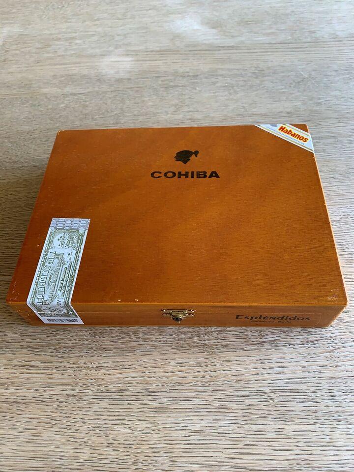 Cigartilbehør, Cohiba