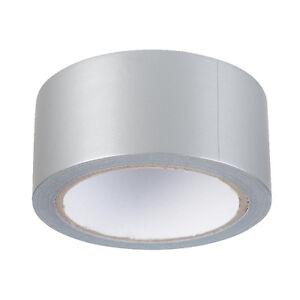 New-Silver-High-Quality-Professional-Gaffa-Duct-Cloth-Gaffer-Tape-48MMX50M