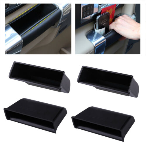 4Pcs Inner Door Armrest Storage Box Holder Fits Land Rover Discovery 4 2010-2015