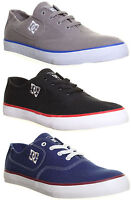 DC Shoes Flash TX Mens Trainers Skate Shoes - FREE FAST POSTAGE: Royal Mail 24hr