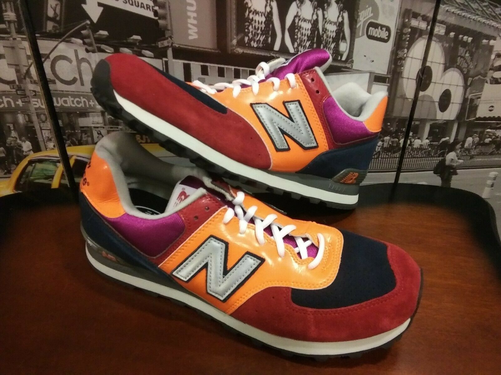 New Balance 574 Suede  Rare Limited Edition Size US 12 Men M574