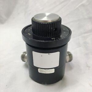Weinschel-910-20-33-Variable-Attenuator