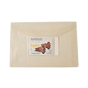 Vintage 1960 Redhead Ducks Migratory Bird Hunting Stamp $3 SC# RW27 Unused OG