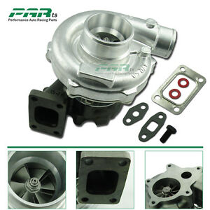 T3-T4-T03-T04-T04E-T3T4-Turbocharger-63-A-R-50-A-R-Turbo-400HP-5-Bolts-Flange