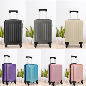 Ryanair-Case-Bag-Hand-Cabin-Spinner-Trolley-Luggage-Hand-Suitcase-Lightweight