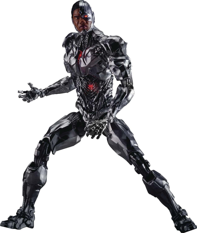 PX Exclusive BEAST reDOM Justice League DAH-010 DYNAMIC  8-CTION CYBORG cifra  qualità autentica