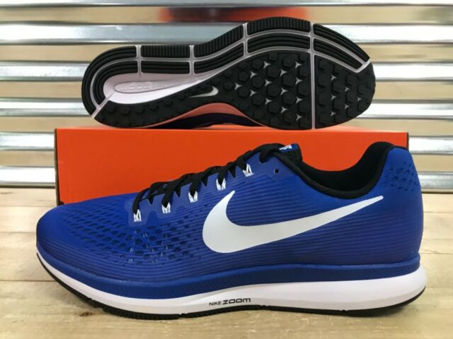 factory price 4194e a636d Nike Air Zoom Pegasus 34 TB Running Shoes Game Royal Blue SZ 15 ( 887009-