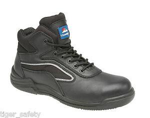 material Entrenador Negro con de Himalayan punta Src seguridad sin metal de Botas compuesto S1p 4203 xqpUHwwv