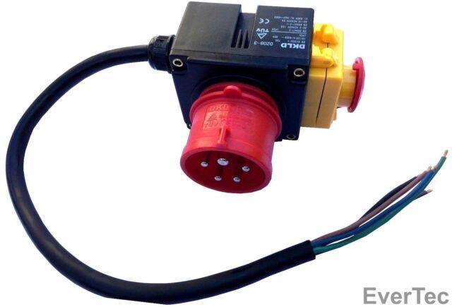 Geräteschalter - Maschinen Anschluss Schalter Haupt Schalter 380-400V