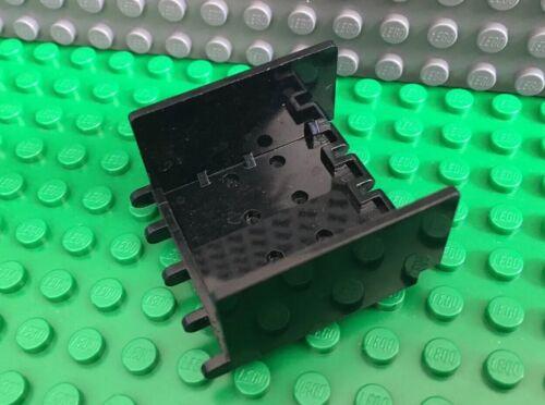 Lego Preto Para-brisas 4x4x2 Dobradiça Dossel Extensor 6445 parte #2337