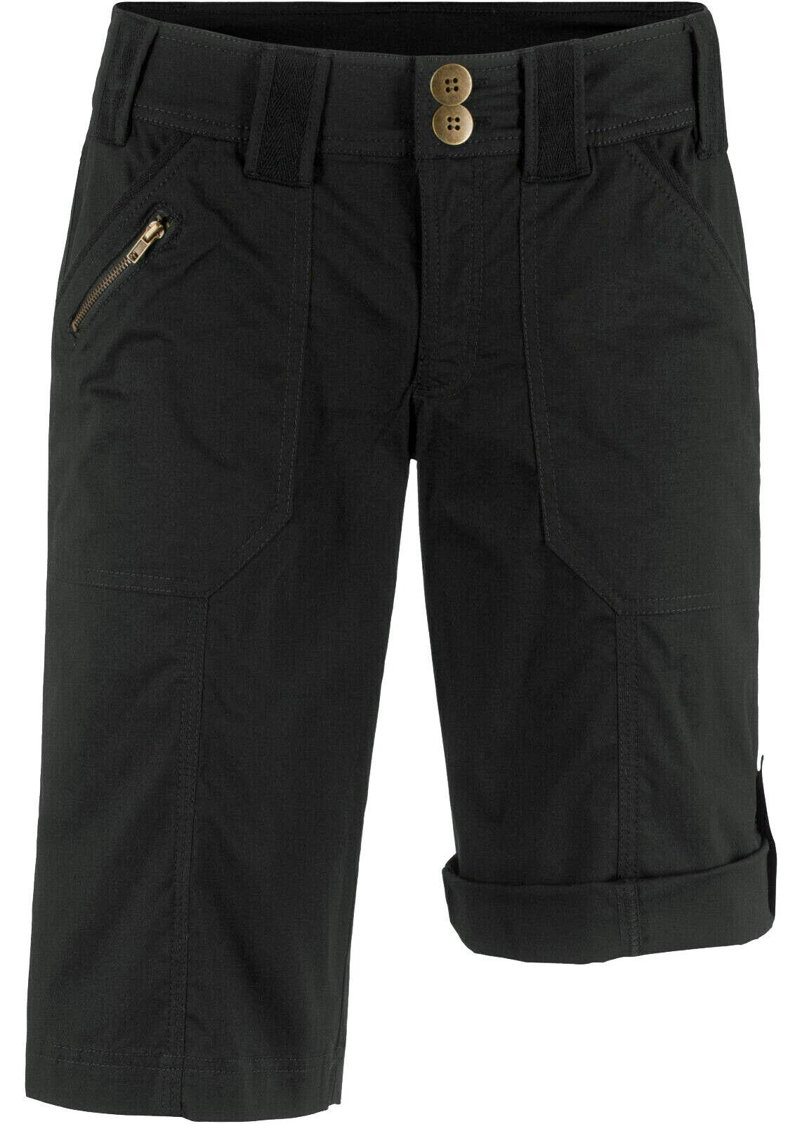 Bermuda Hose Papertouch-Shorts Gr. 50 schwarz Neu D-959320