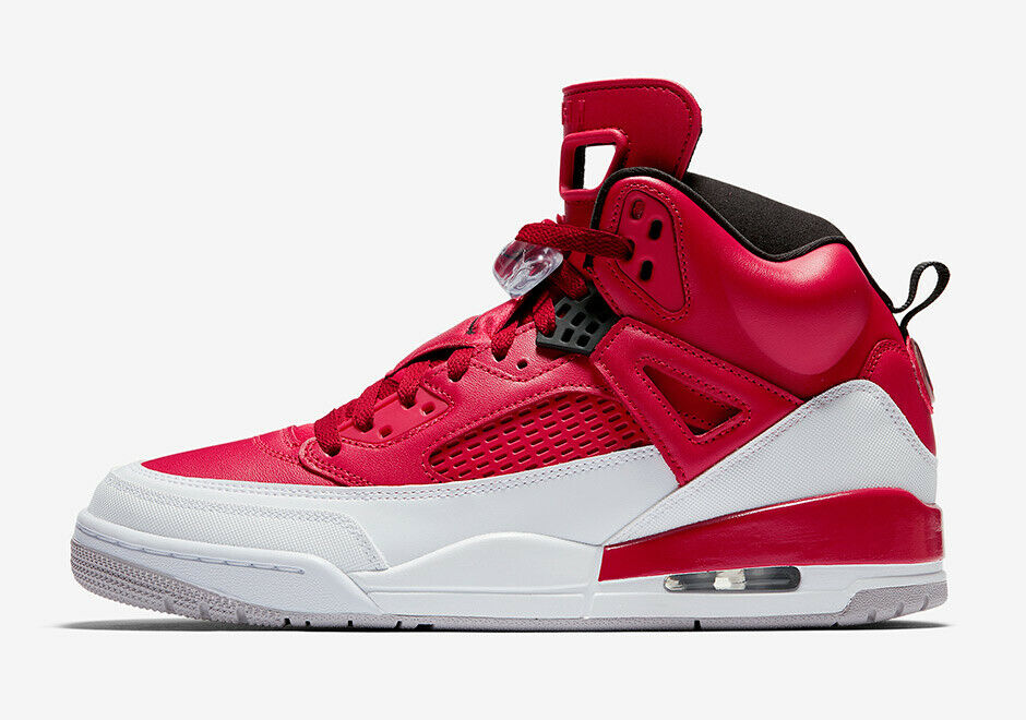 Mens JORDAN SPIZIKE Basketball shoes size 11 Gym Red 315371-603 New Athletic