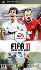 Used PSP FIFA Soccer 11  Japan Import ((Free shipping))