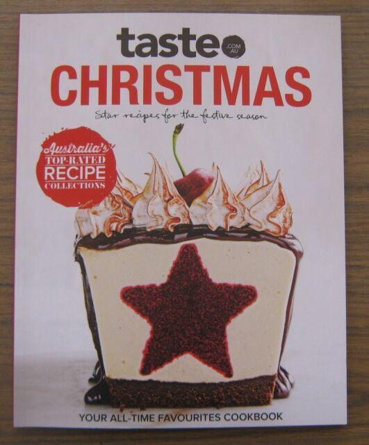 Taste.com.au Christmas - Your All-Time Favourites Cookbook - Large Paperback