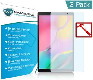 """2x feuilles Premium blindée Film Pour Samsung Galaxy Tab a 10.1 (2019) """"Tempered""""-e für Samsung Galaxy Tab A 10.1 (2019) """"Tempered""""afficher le titre d`origine gFXdEm3G-07163148-9"""