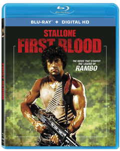 Rambo-First-Blood-Blu-ray-NEW-Sylvester-Stallone-Brian-Dennehy