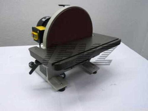 Tellerschleifmaschine Tellerschleifer 300 mm Schleifscheibe Guß Schleifmaschine