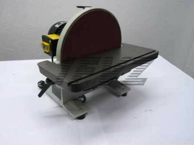 Guß Schleifmaschine Tellerschleifer Tellerschleifmaschine 300mm Schleifscheibe