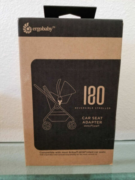 Ergobaby 180 Reversible Stroller Car Seat Adapter Britax ...