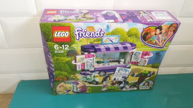 D'art 41332 Stand Friends Le D'emma Lego ZiOPkTXu
