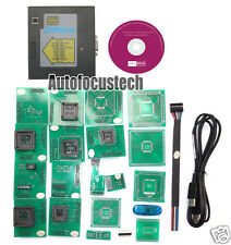 New X PROG-M V5.3 Plus FULL Authorizations With 18 Adapters Free Testing ECU IC