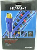 Audioquest Hdmi-1 1 Meter Hdmi Cable