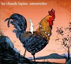 Amourettes [Digipak] by Les Chauds Lapins (CD, Feb-2011, Barbes Records)