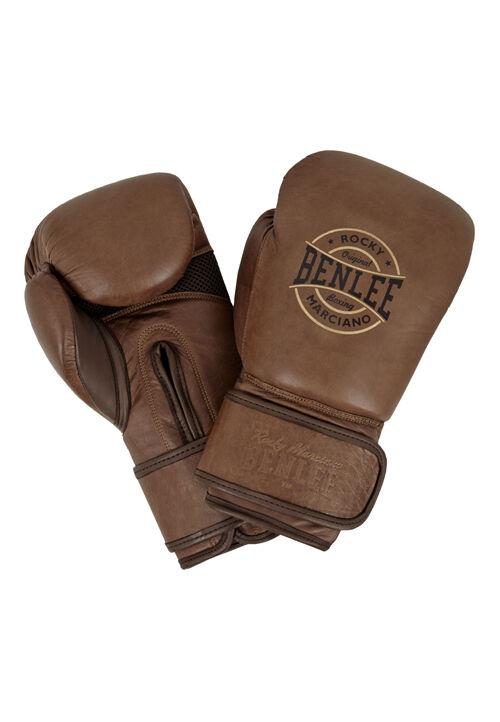 Benlee Boxhandschuh Barbello. 12oz-18oz. 100% Leder. Retro Style. Boxen, Kickbox